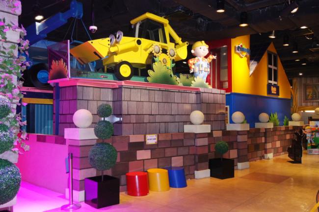 Puteri Harbour Indoor Theme Park di johor