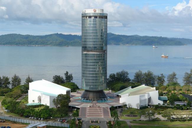 bangunan kerajaan negeri sabah