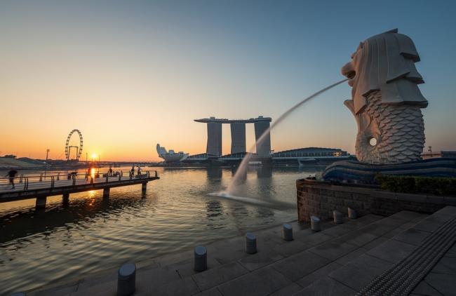 percutian bajet ke singapore