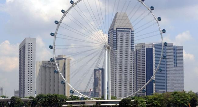 singapore flyer tempat manarik percutian bajet singapore