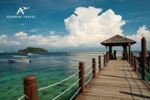 Pakej Percutian Ke Sabah Adamani Travel