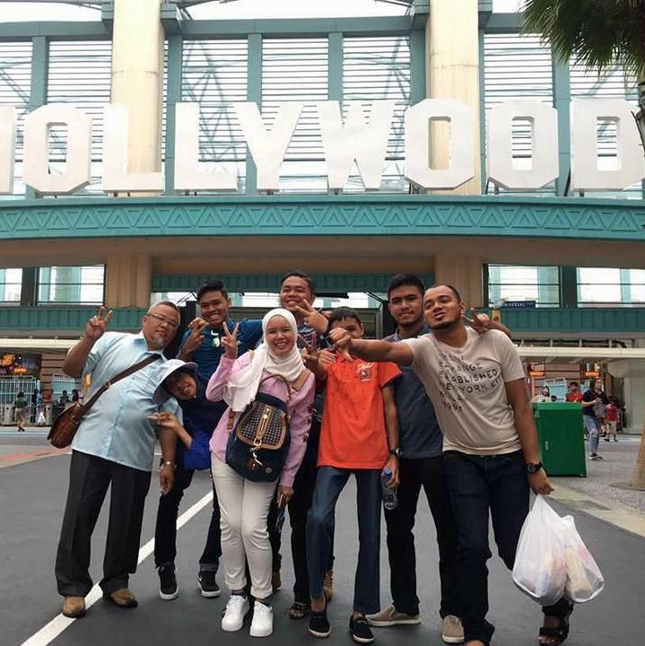Pakej Singapore