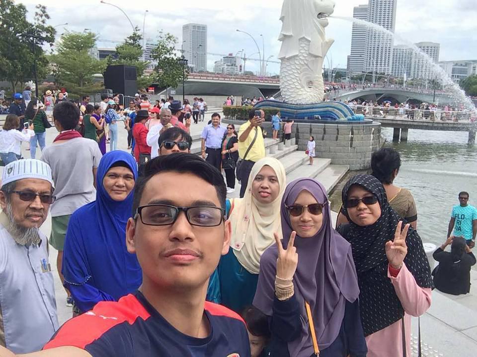 Pakej Singapore 2019